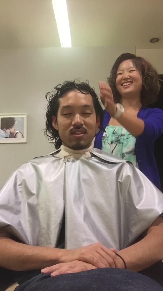 ぐっさん的髪育プロジェクト1 (3/6)