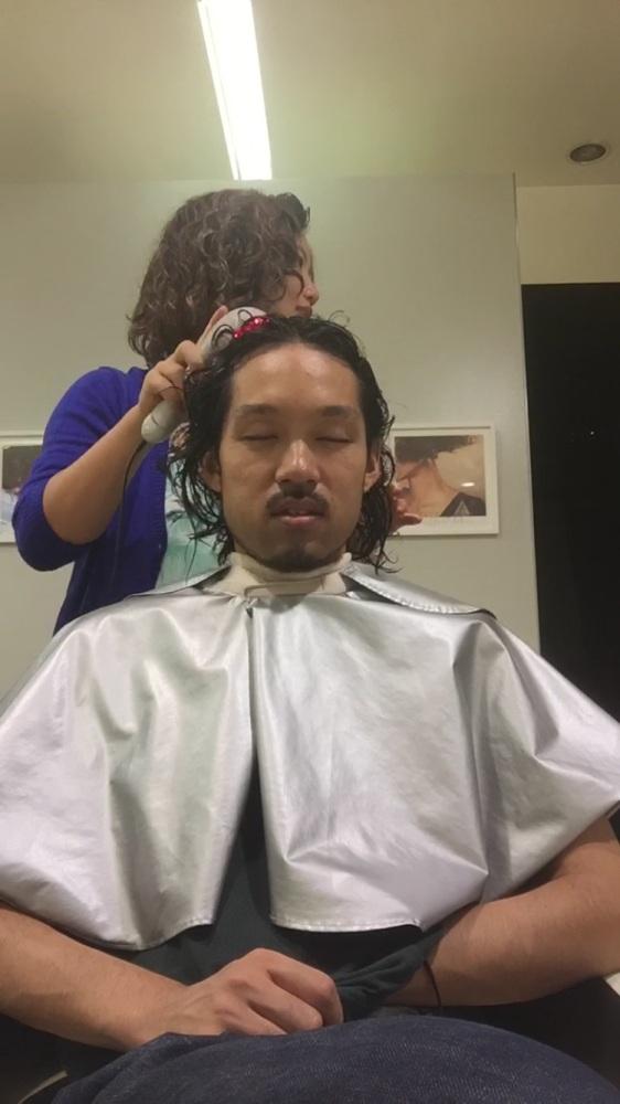 ぐっさん的髪育プロジェクト1 (5/6)