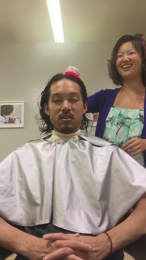 ぐっさん的髪育プロジェクト1 (4/6)