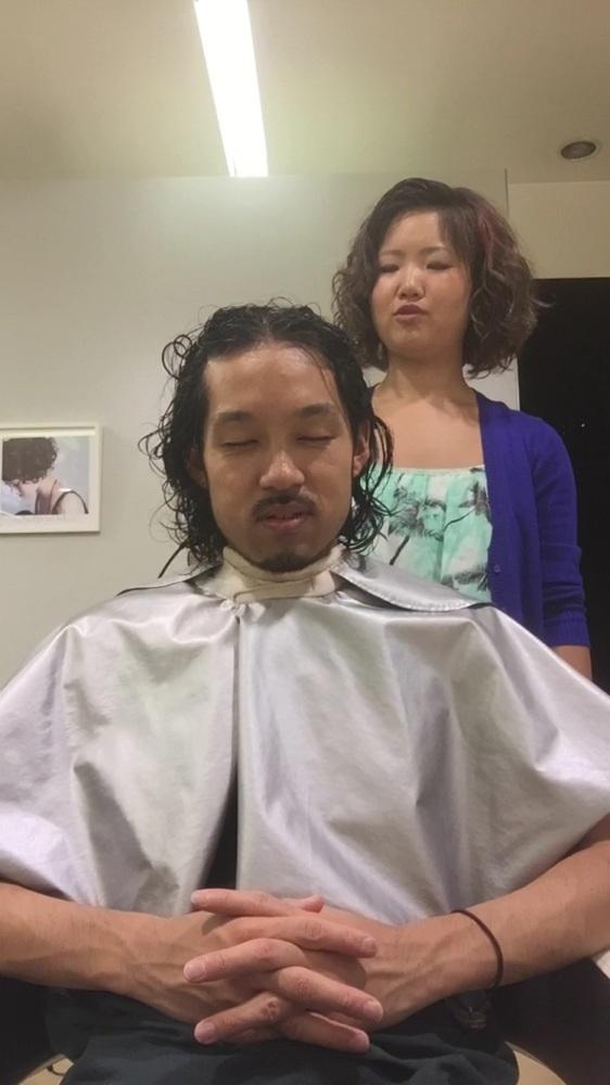 ぐっさん的髪育プロジェクト1 (6/6)