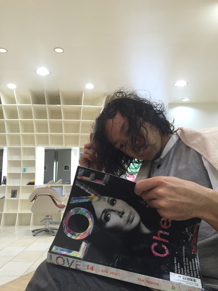 ぐっさん的髪育プロジェクト5 (1/4)